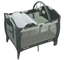 Graco 1812884 Pack 'n Play Twin Bassinet Playard - Vance