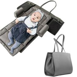 5in1 Portable Baby Bassinet Cot Mummy Travel Bag Diaper Bag