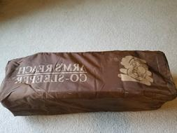 Arms Reach Baby Mini Co Sleeper Cocoa, Baby Bassinet