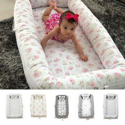 Baby Bassinet for Bed Newborn Co-Sleeping Portable Cribs & C