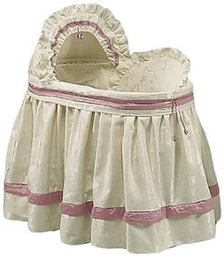 Babydoll Bedding Baby King Brocade Bassinet Bedding Set, Hot