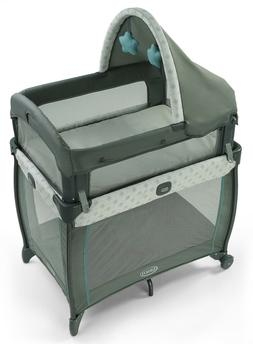 Graco Baby My View 4-in-1 Newborn to Toddler Crib Bassinet R