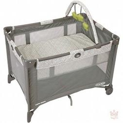 Baby Play Yard Playpen Gate Portable Safety Indoor Padded En