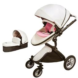 Baby Stroller 2019 Newborn to Toddler Carriage Bassinet  Com