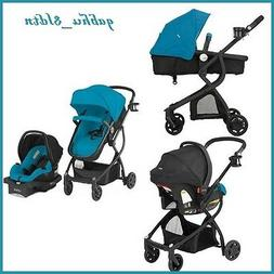 Baby Stroller and Car Seat Travel System Infant Carriage Bug