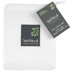 Bassinet / Carriage Pad Sheet, Off-White