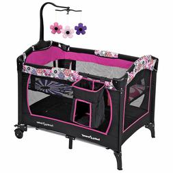 Bassinet Nursery Center Baby Trend Floral Garden Baby Produc