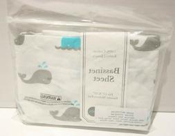 American Baby Company Bassinet Sheet 100% Cotton Knitted Jer