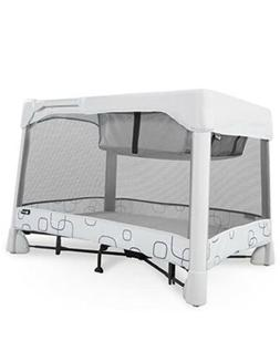 breeze playard with bassinet and playard sheets