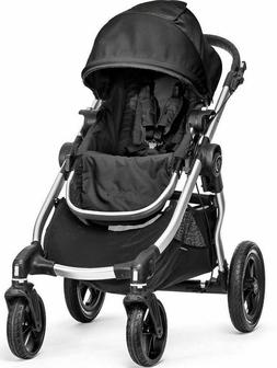 Baby Jogger City Select All Terrain Single Stroller Silver F