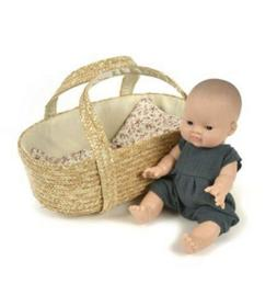 Minikane Doll BRAIDED BASSINET - SOLD OUT! BRAND NEW IN BOX