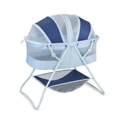 Big Oshi Emma Newborn Baby Bassinet - Portable Bassinet for
