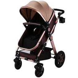 Baby Stroller and Car Seat Travel System Infant Folding Grac