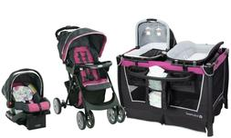 Graco Baby Stroller Travel System with Car Seat Infant Playa