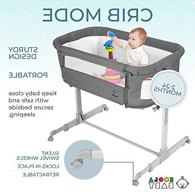 Bassinet Sleeper Baby Playpen Folding Portable Crib
