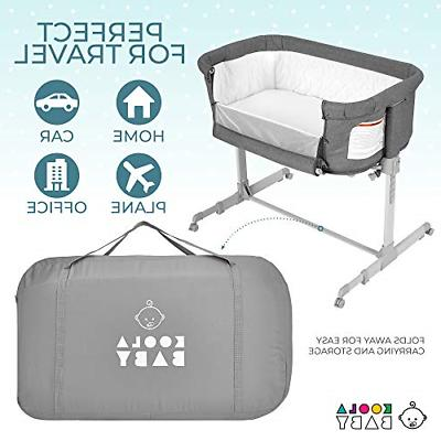 3 1 Bassinet Bedside Baby Portable Crib