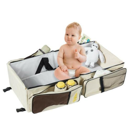 3-in-1 Baby Travel Nappy
