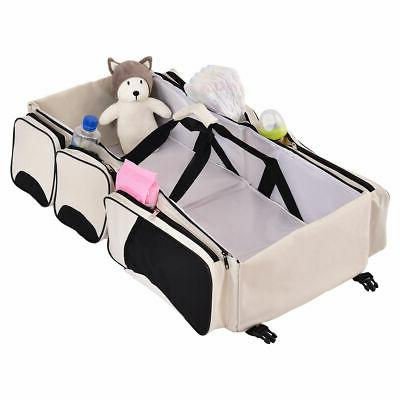 3 Infant Baby Bag Changing