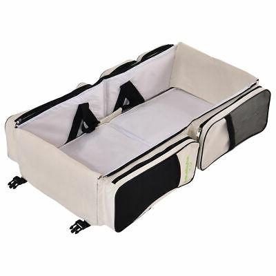3 in 1 Infant Baby Bag Changing Travel