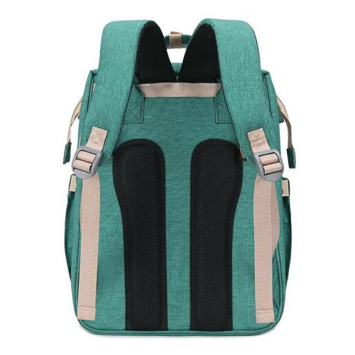 3in1 Baby Crib Backpack