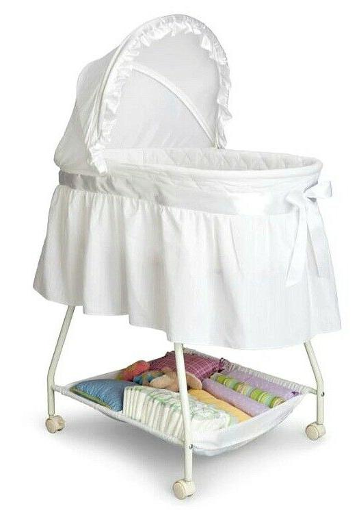 baby bassinet portable crib cradle bed new