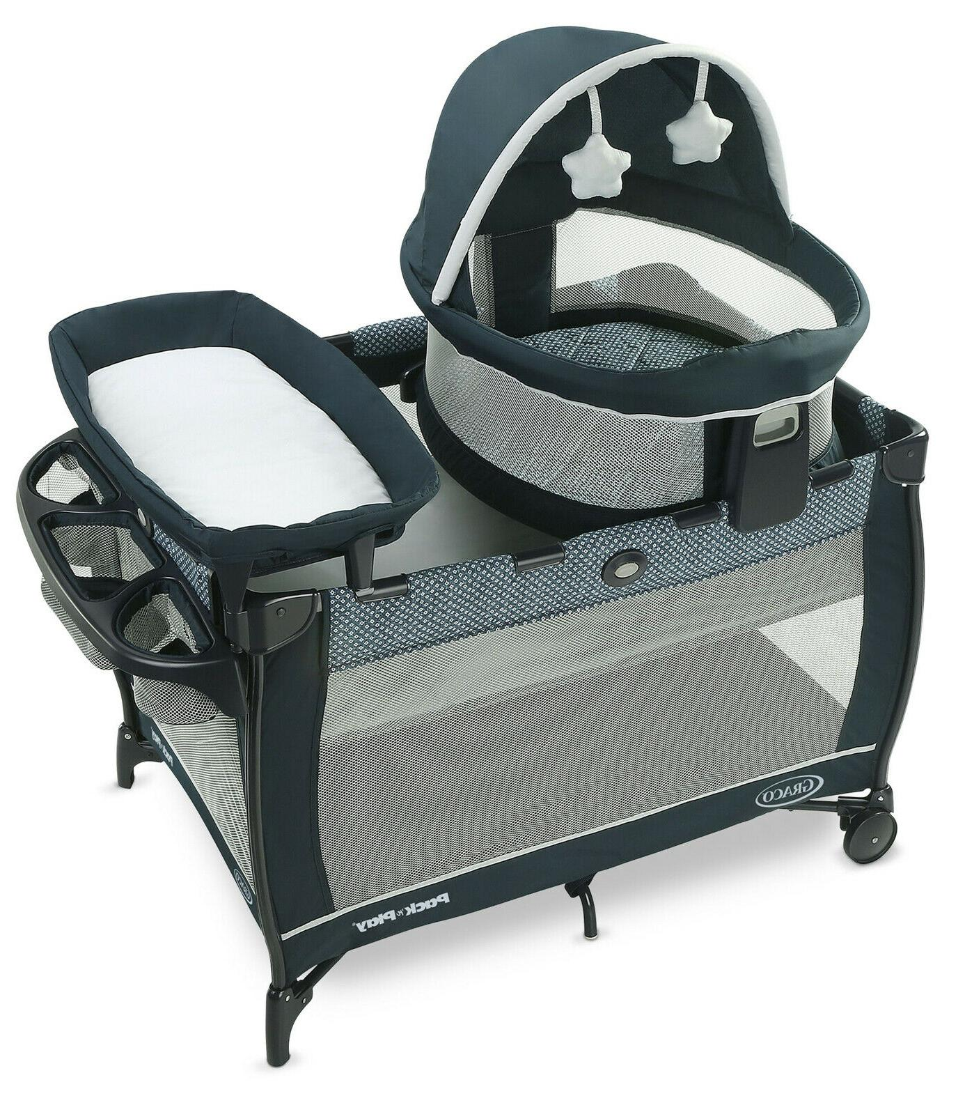 baby pack n play travel dome lx