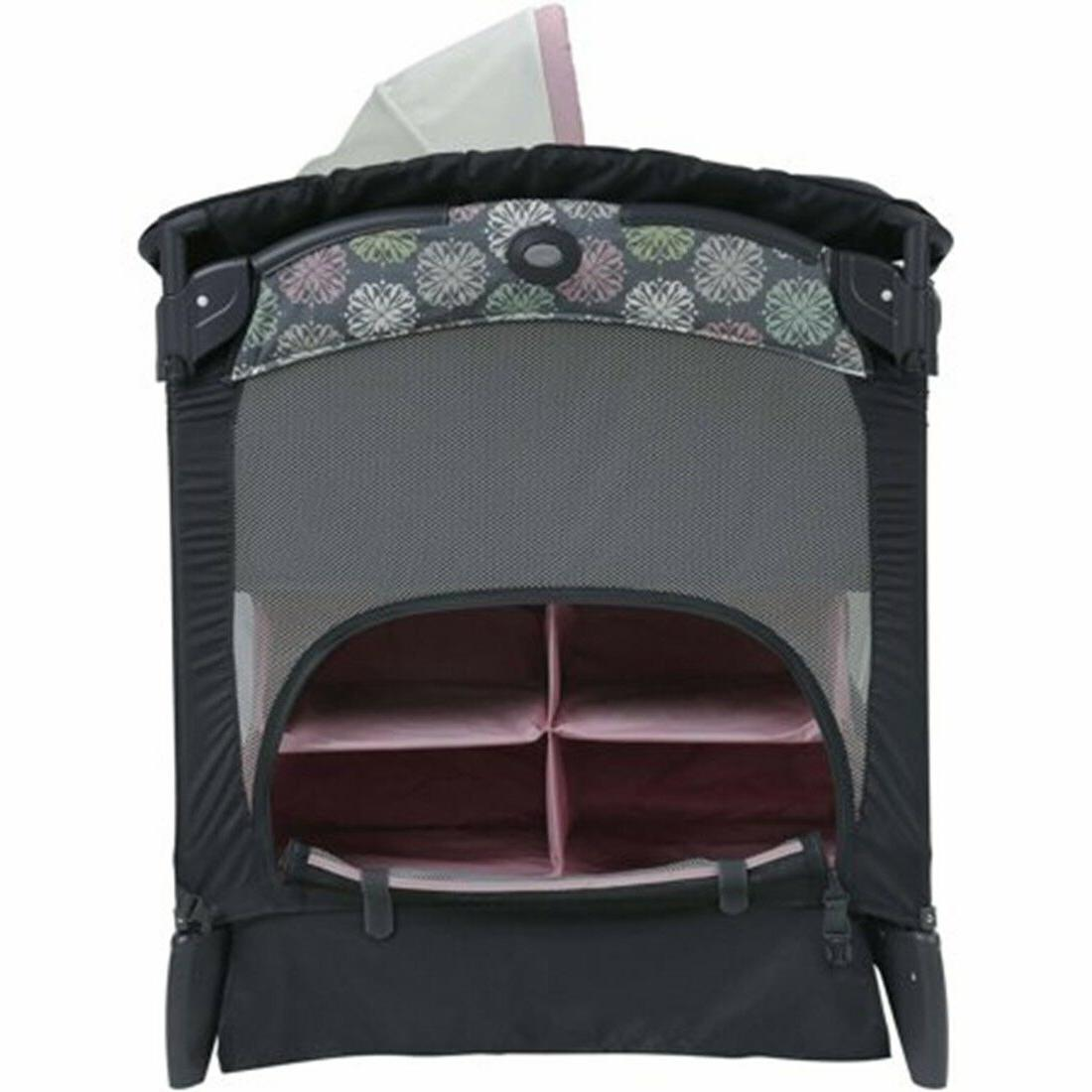 Baby Travel System with Fold Bassinet