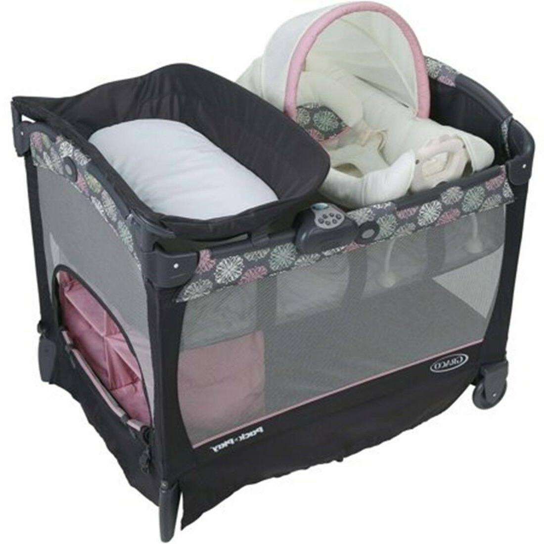 Baby Travel with Seat Fast Fold