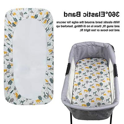 Bassinet - Soft Jersey Cotton for