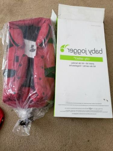 Bassinet For Jogger City red box NEW