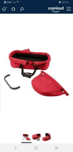 Bassinet Kit For Baby Jogger City red opened NEW