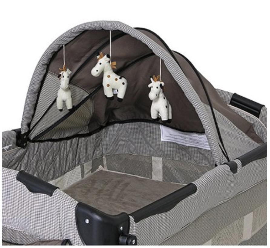 Crib and n Portable Playpen Br