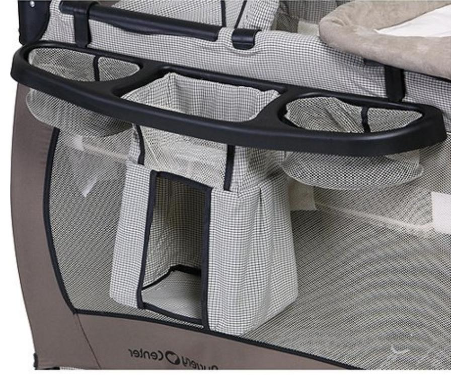 Crib Pack n with Sound Portable Baby Playpen