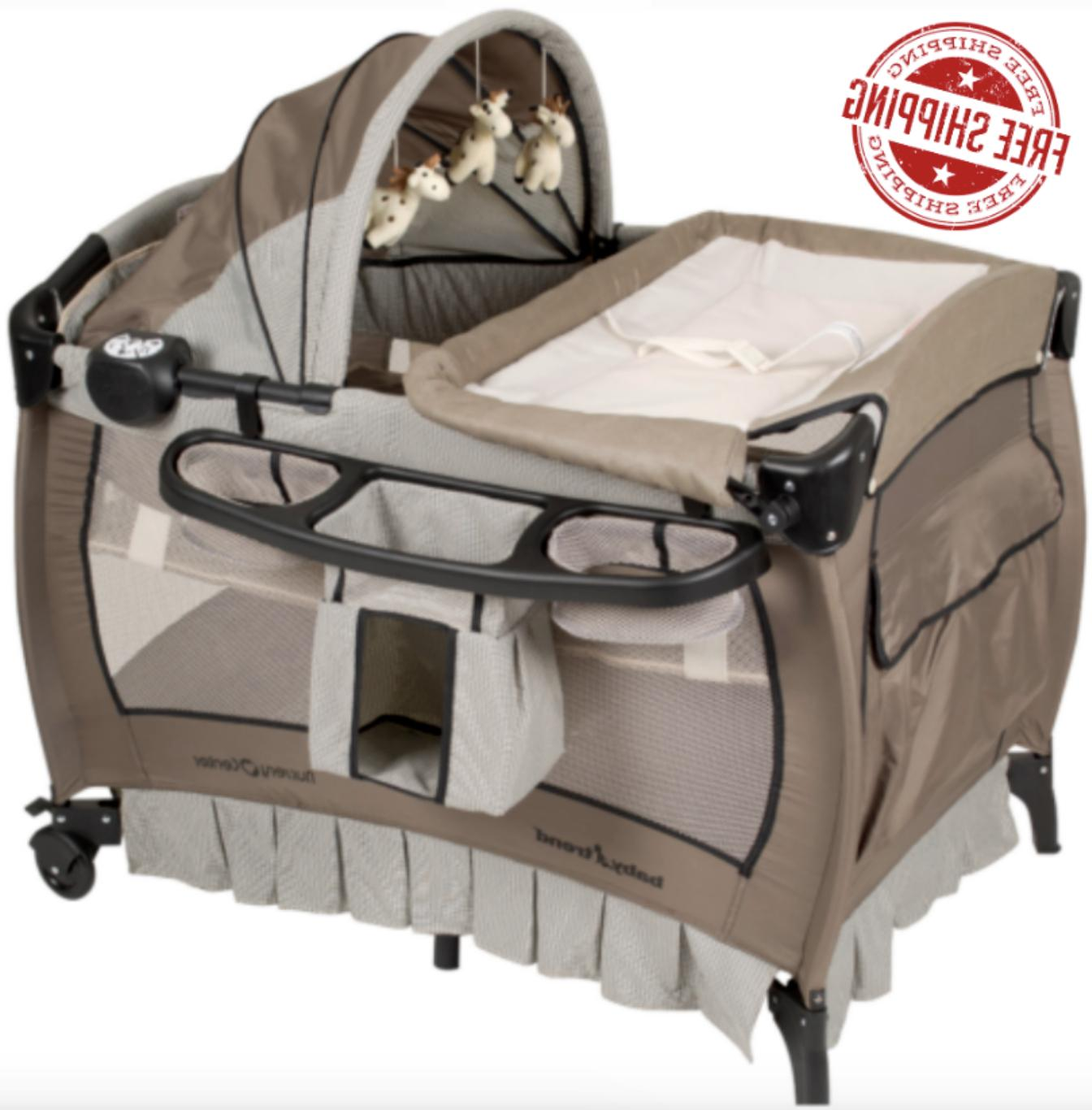 crib and changer pack n play