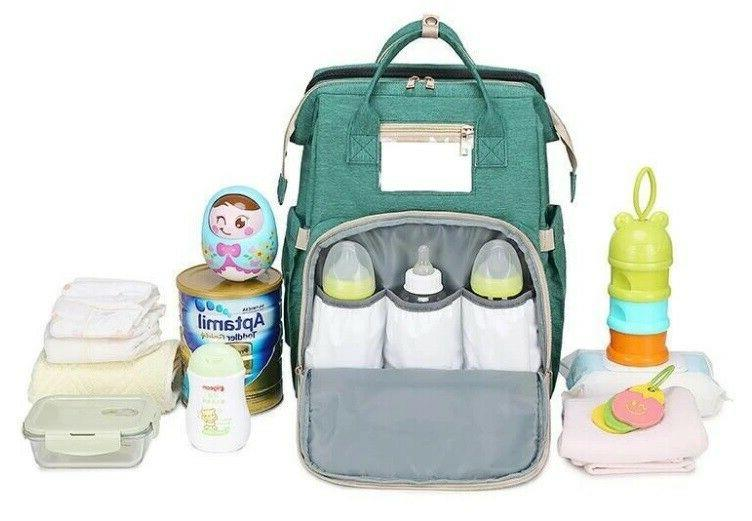Diaper Backpack Changing Station - Nursery