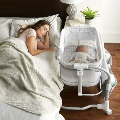 dream and grow bedside bassinet