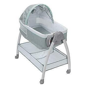 dream suite bassinet and changer lullaby fashion