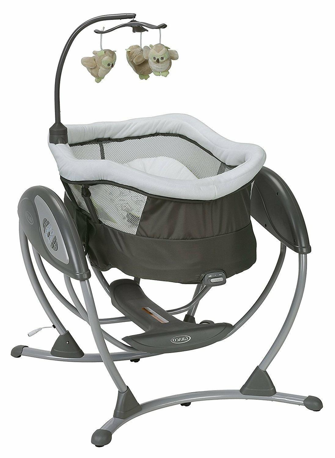 Graco Swing Sleeper Percy NEW