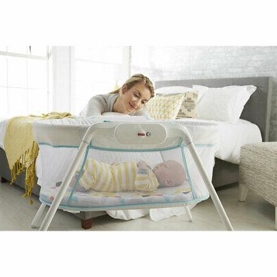 Fisher Stow 'n Bassinet