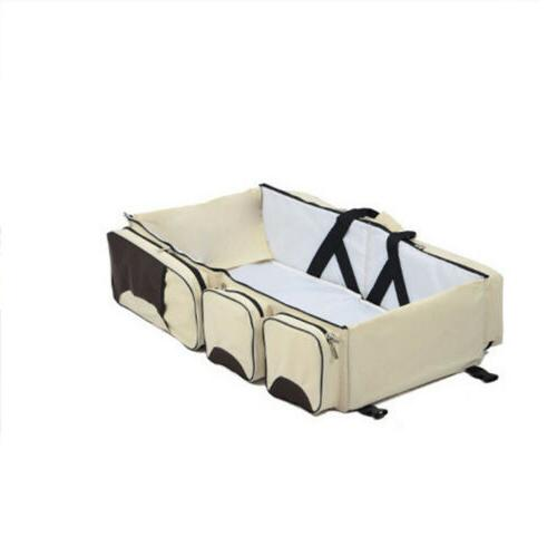 3 1 Diaper Tote Carrycot Changing Station
