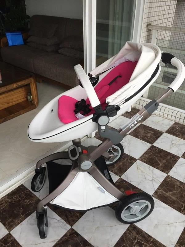hot Baby Stroller 3 in system Pushchair&car seat