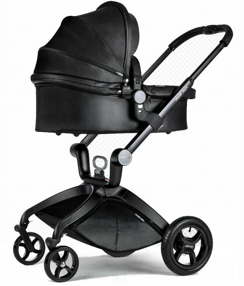 hot Stroller 3 in 1 travel system Combo Pushchair&car seat