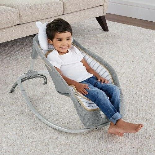 Infant Swing Portable Seat Bassinet Chair