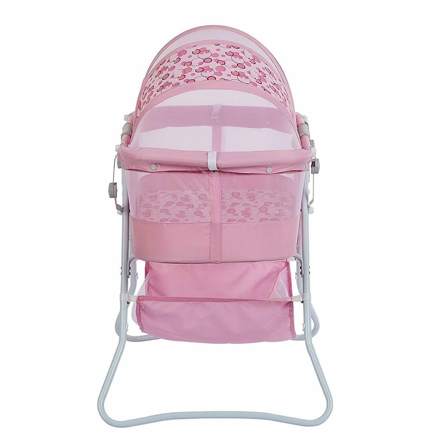 Dream Bassinet, Pink