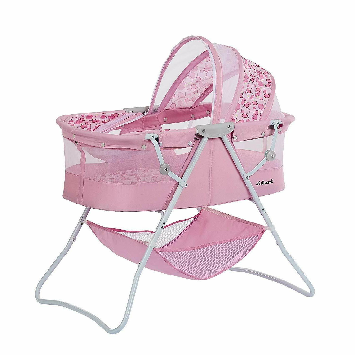 Dream On Bassinet, Pink