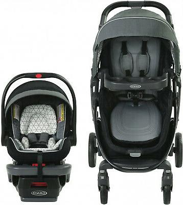 Graco Bassinet Travel System