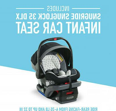 Graco Modes Travel in Drew
