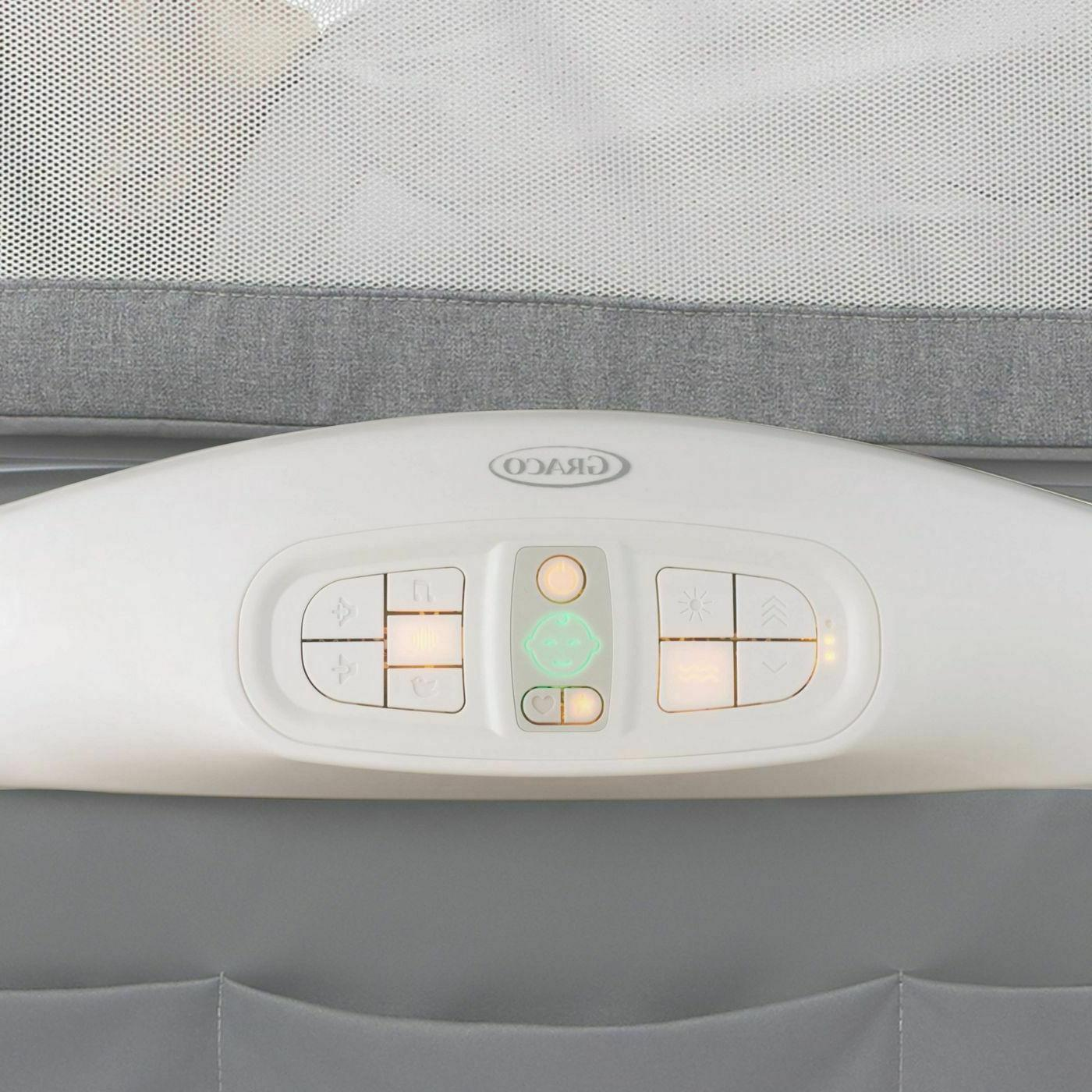 NEW Bassinet with Detection Technology, Roma