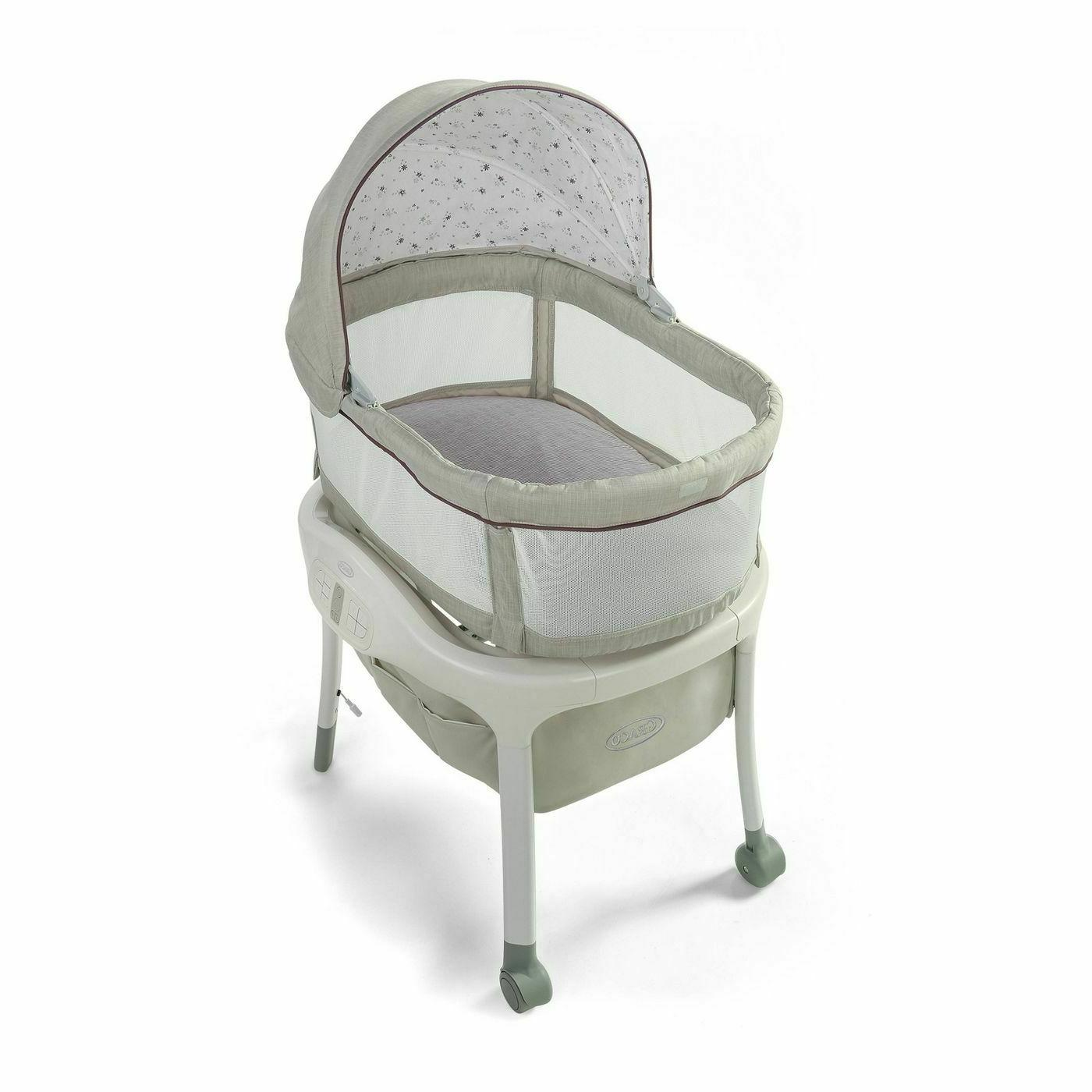 NEW Graco with Cry Detection Technology, Roma