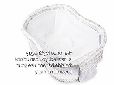 MySnuggly | Bassinet Insert for | Real Cuddling